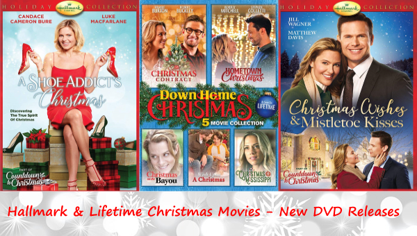 2020 Christmas Dvd Releases Christmas Movies on DVD   New Releases 2020 | MostlyChristmas.com