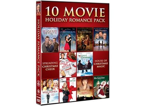 10 Great Christmas Movies - 1 DVD
